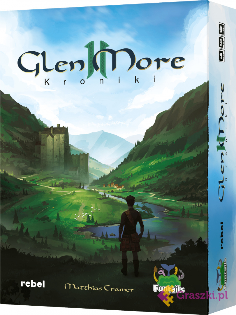 Przedpsrzedaż Glen More II: Kroniki